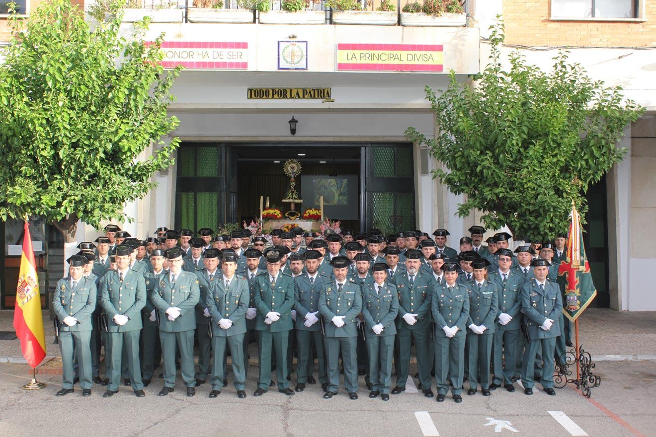 Plantilla actualizada / Delegación de Gobierno de Andalucía
