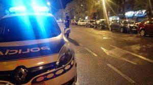 Dispositivo de la Policía Local /@EmergenciasSev
