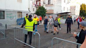 Richard Gere por las calles de San Juan de Aznalfarache/@PLSANJUANAZCHE