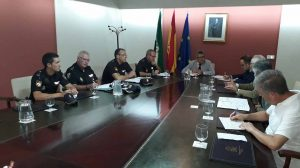 Representantes reunidos / Delegación de Gobierno