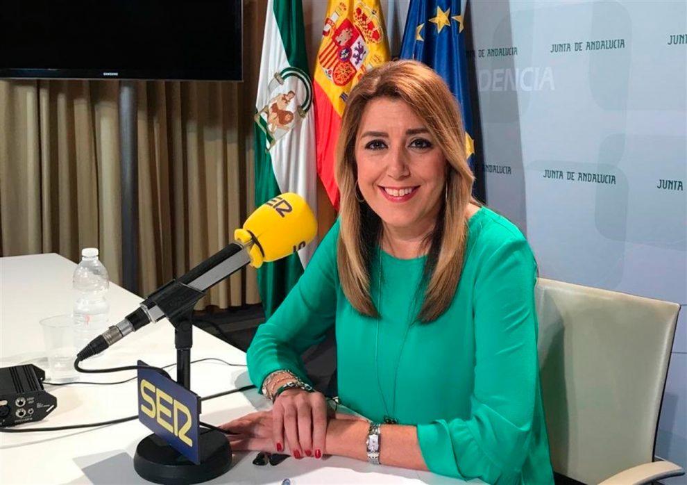Susana Díaz /Junta de Andalucía