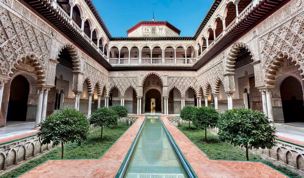 Alcázar de Sevilla /SA