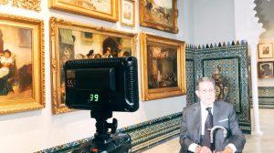 Mariano Bellver en Casa Fabiola /A.Y.