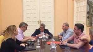 Reunión entre sindicatos y Delegado / Subdelegación de Gobierno