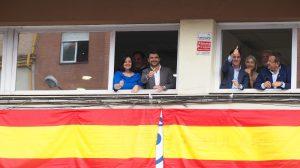 Campaña 'España en tu balcón' /PP Sevilla