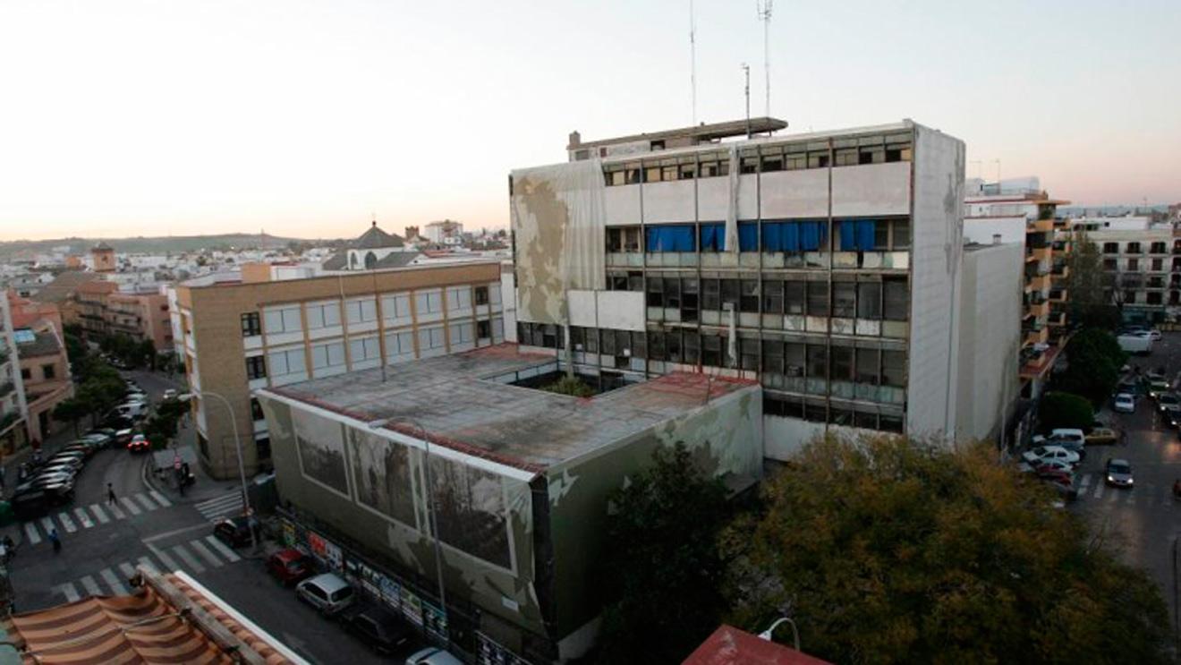 Edificio de la antigua comisaría de La Gavidia /SA