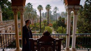 Rodaje de Juego de Tronos en el Alcázar /SA