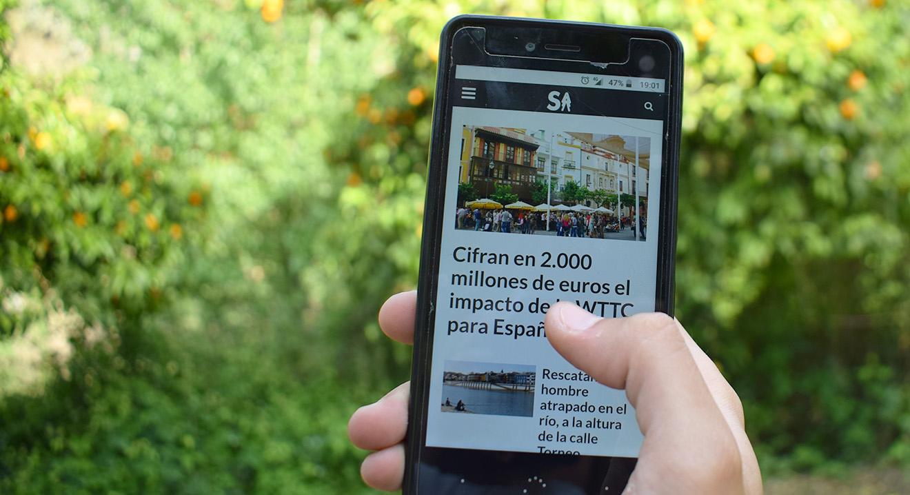 Newsletter y canal de alertas de Sevilla Actualidad. Sevilla 24/7